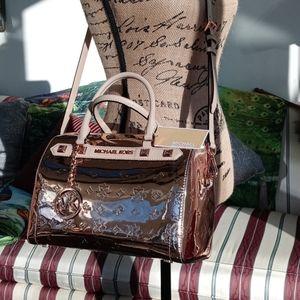 Rare~Gorgeous Michael Kors Kara Duffle